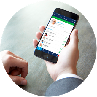 Mitel Phone Manager Mobile