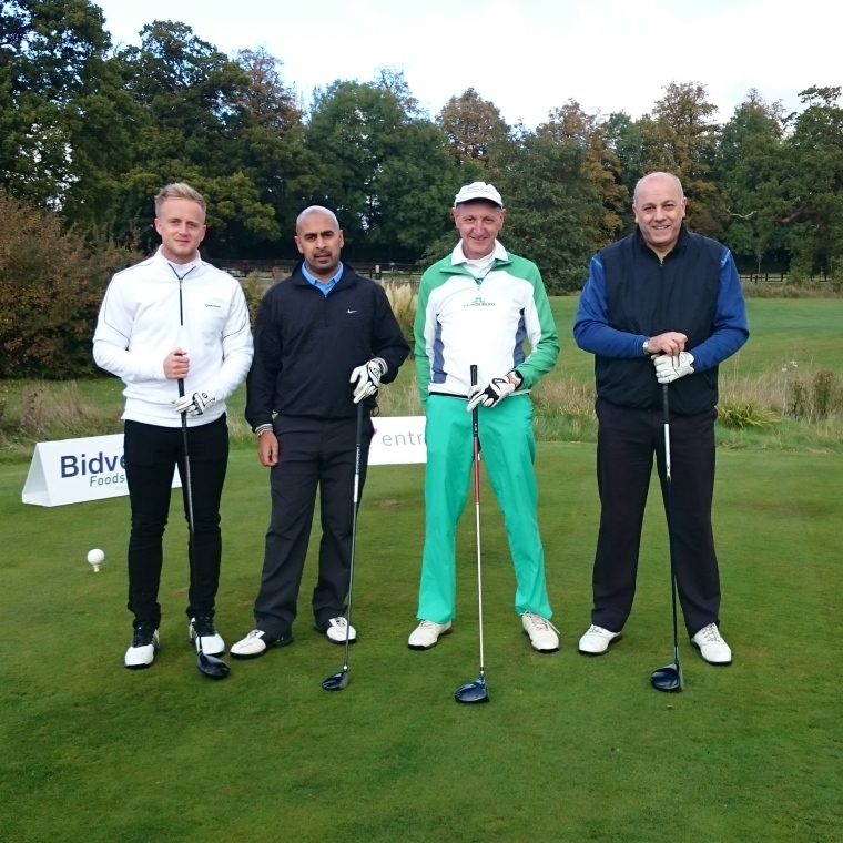 MK Dons Golf Day at Whittlebury Park