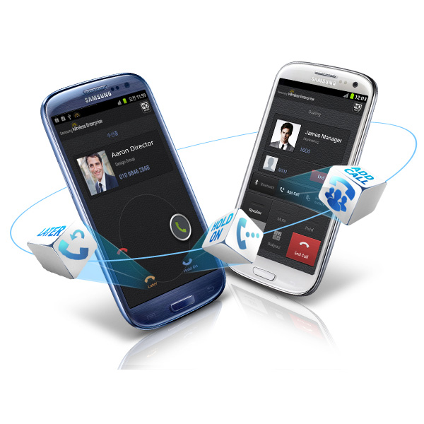 Samsung introduce 'WE VoIP' for smartphone users