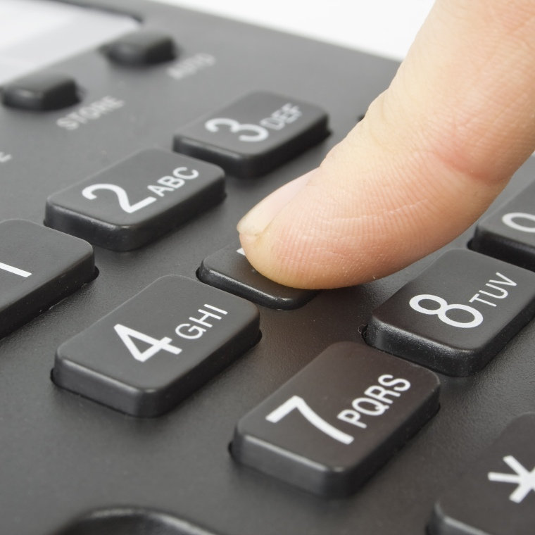 How much does it cost to call a telephone number?